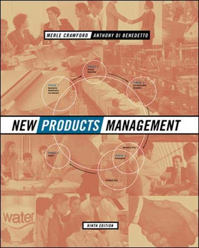 9780073529882: New Products Management