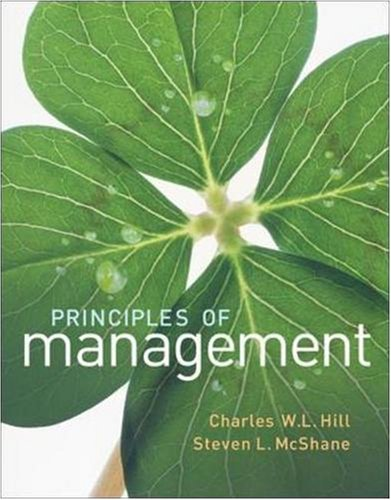 9780073530123: Principles of Management