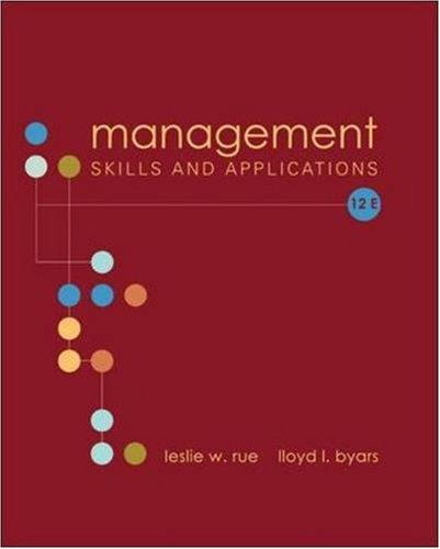 9780073530147: Management