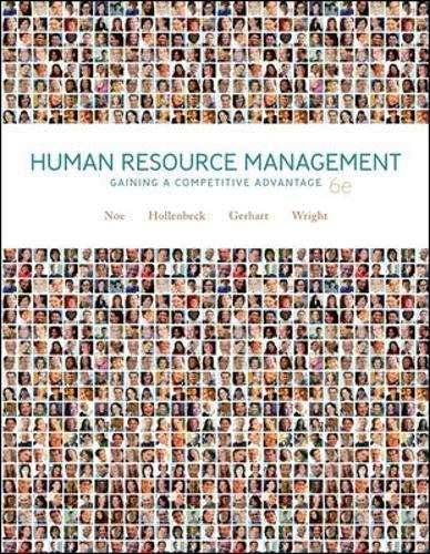 9780073530208: Human Resource Management