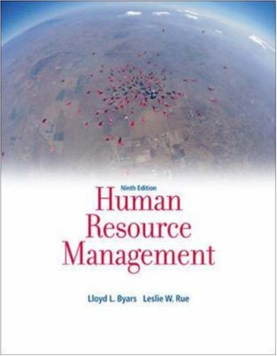 9780073530253: Human Resource Management