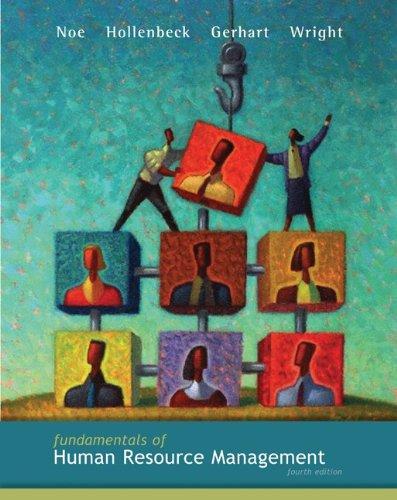 9780073530468: Fundamentals of Human Resource Management