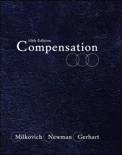 9780073530499: Compensation