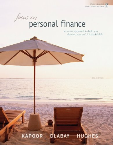 9780073530635: Focus on Personal Finance (The Mcgraw-Hill/Irwin Series in Finance, Insurance and Real Estate)