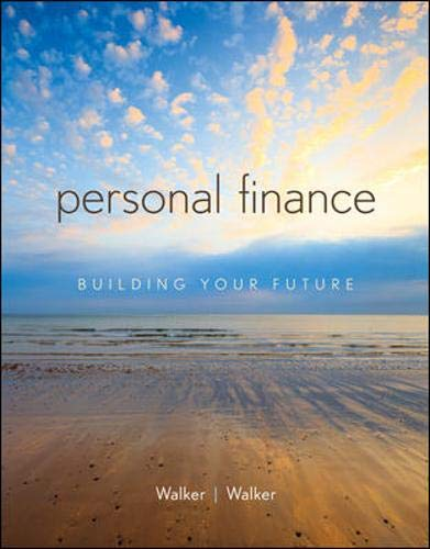 9780073530659: Personal Finance: Building Your Future