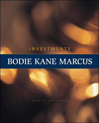 9780073530703: Investments (McGraw-Hill/Irwin Series in Finance, Insurance and Real Estate)
