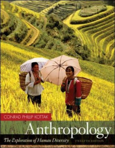 9780073530949: Anthropology: The Exploration of Human Diversity + Student CD-ROM + Powerweb