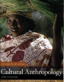 9780073530956: Cultural Anthropology