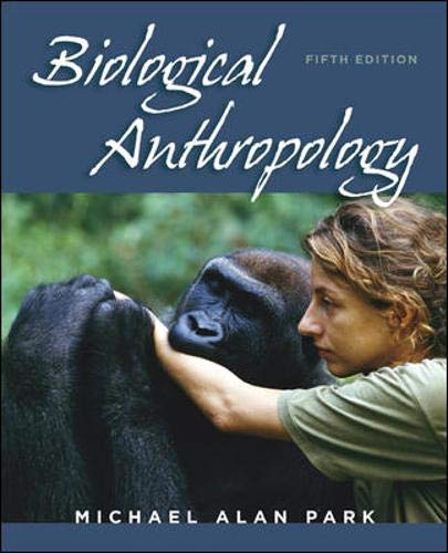 9780073530970: Biological Anthropology