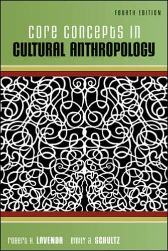 9780073530987: Core Concepts in Cultural Anthropology