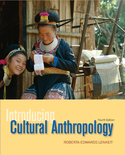 9780073531021: Introducing Cultural Anthropology