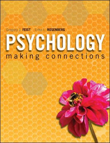 9780073531830: Psychology: Making Connections