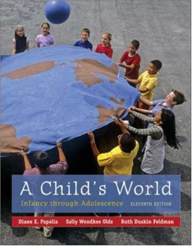 9780073531977: A Child's World: Infancy Through Adolescence