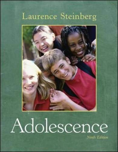 9780073532035: Adolescence