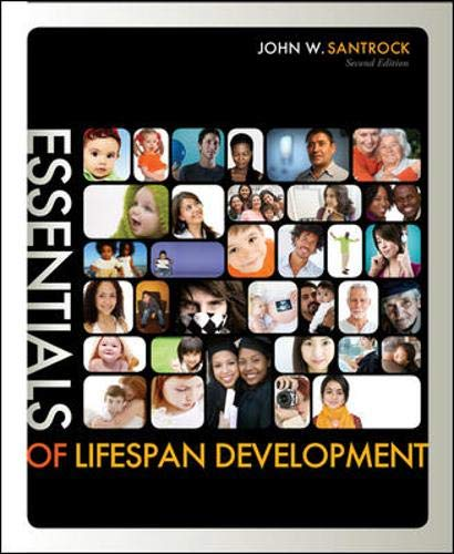 9780073532073: Essentials of Life-Span Development