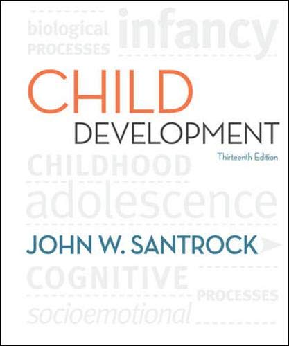 9780073532080: Child Development: An Introduction
