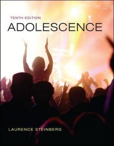 9780073532110: Adolescence