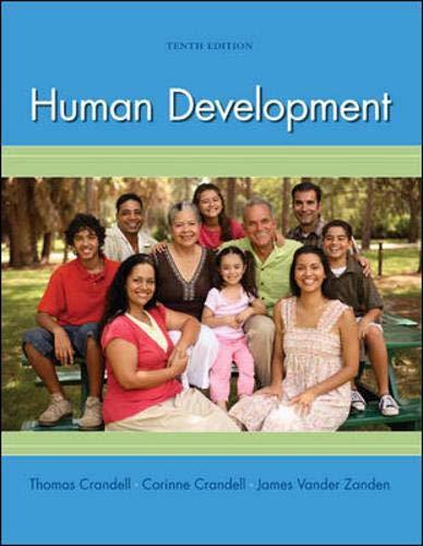9780073532189: Human Development