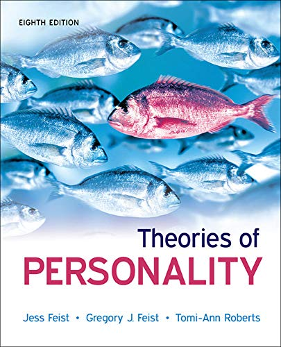 9780073532196: Theories of Personality