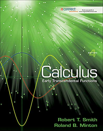 9780073532325: Calculus: Early Transcendental Functions