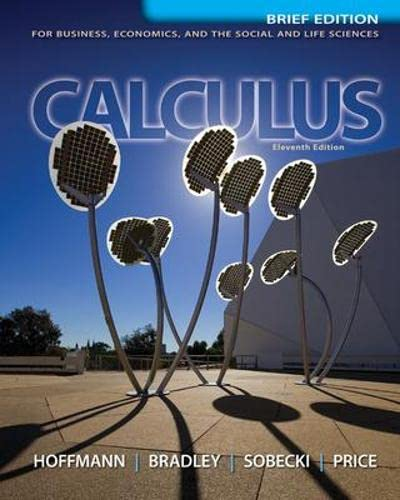 9780073532387: Calculus for Business, Economics, and the Social and Life Sciences, Brief Version, Media Update