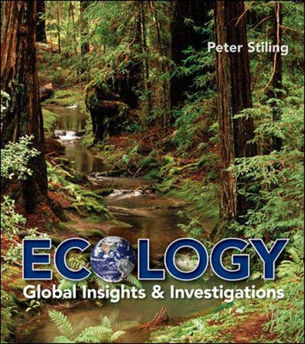 9780073532479: Ecology: Global Insights and Investigations