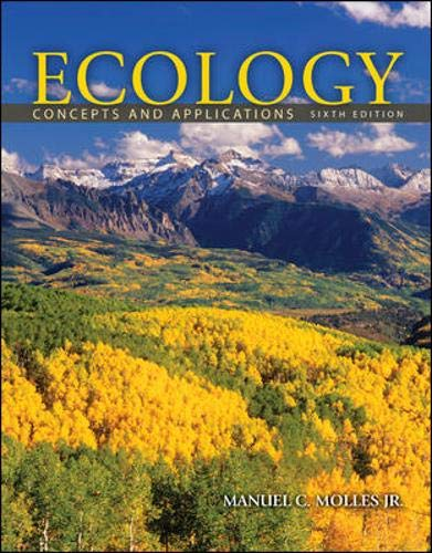 9780073532493: Ecology: Concepts and Applications