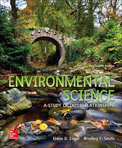 Environmental Science: Enger, Eldon, Smith,