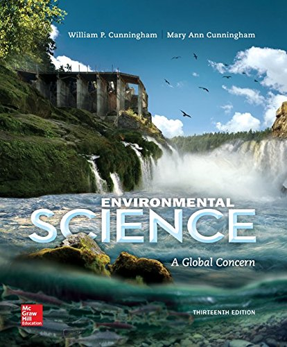 9780073532745: Connect Access Card for Environmental Science