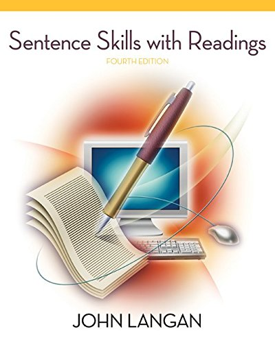 9780073533261: Sentence Skills with Readings