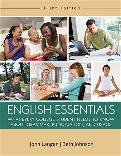 9780073533322: English Essentials (Langan)