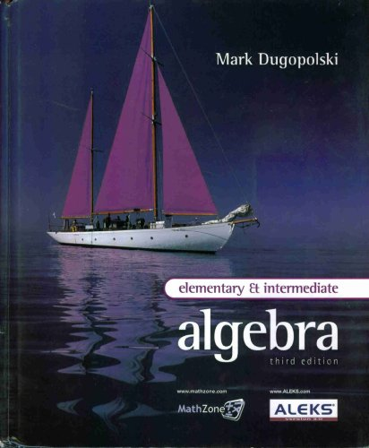 9780073533490: Elementary and Intermediate Algebra
