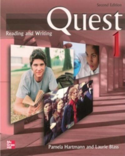9780073533902: Quest: Reading and Writing, 2nd Edition