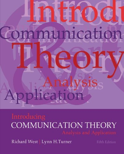 9780073534282: Introducing Communication Theory: Analysis and Application