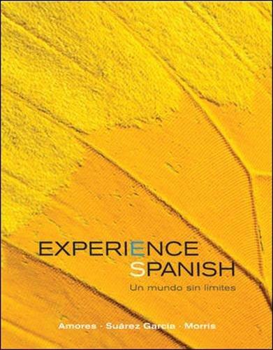 9780073534398: Experience Spanish