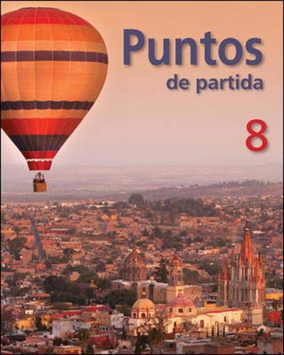 9780073534428: Puntos de partida: An Invitation to Spanish (Student Edition)