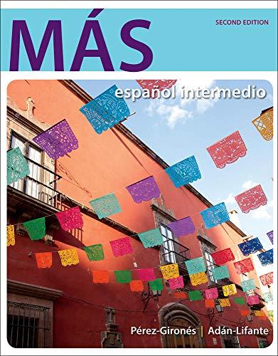 9780073534480: Mas: Espanol Intermedio