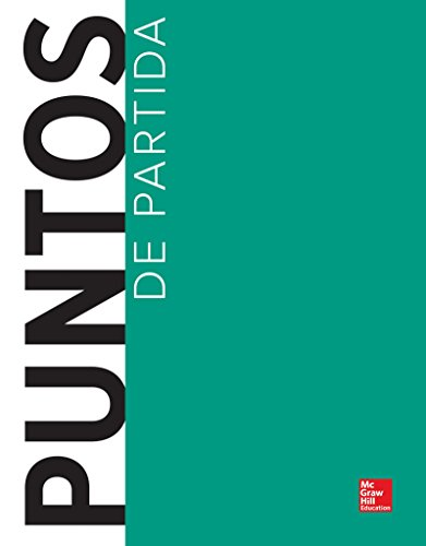 9780073534497: Puntos (Student Edition) Standalone Book