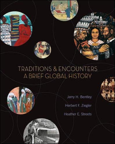 9780073534534: Traditions & Encounters: A Brief Global History