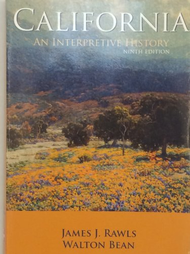 9780073534640: California: An Interpretive History