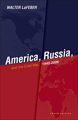 9780073534664: America, Russia and the Cold War 1945-2006 (History)