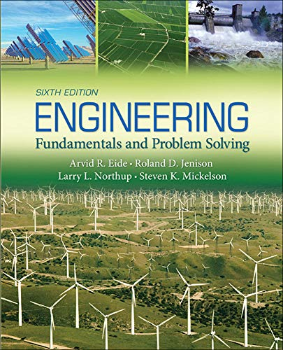 9780073534916: Engineering Fundamentals and Problem Solving