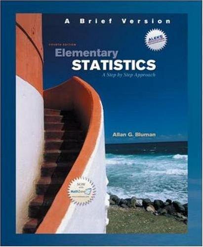 9780073534961: Elementary Statistics: A Brief Version
