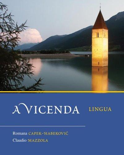 9780073535272: A Vicenda: Lingua