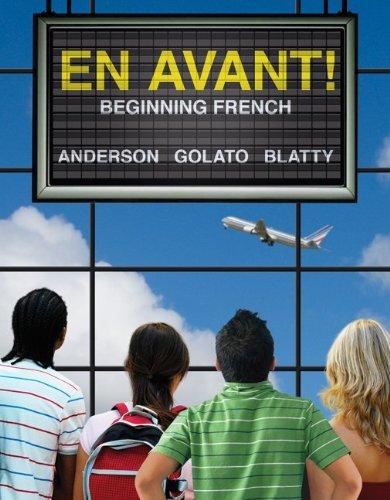9780073535432: En Avant: Beginning French