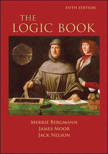 9780073535630: The Logic Book