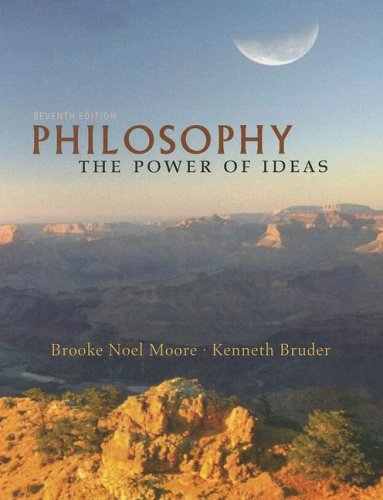 9780073535722: Philosophy: The Power Of Ideas