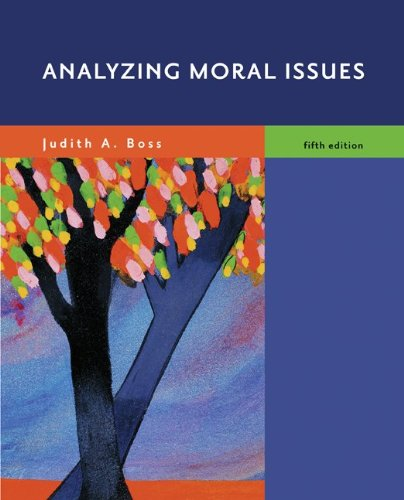 9780073535746: Analyzing Moral Issues