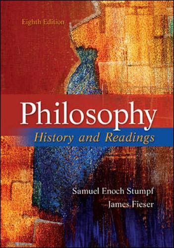 9780073535760: Philosophy: History and Readings