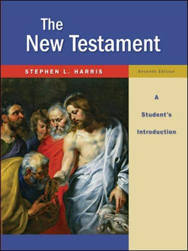 9780073535821: The New Testament: A Student's Introduction